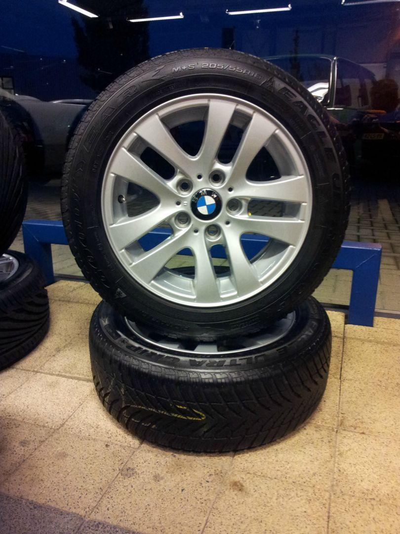 BMW Velgen gebruikt