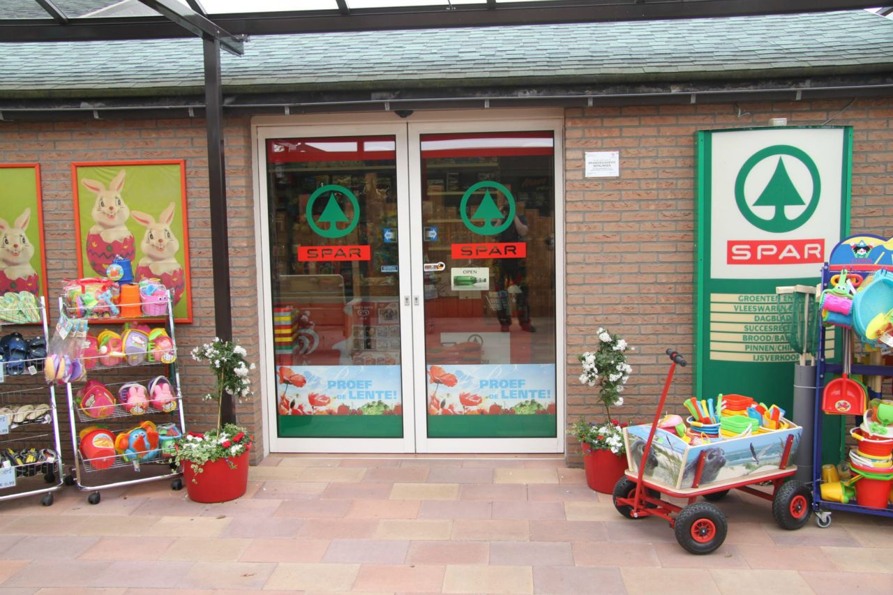Spar supermarkt International
