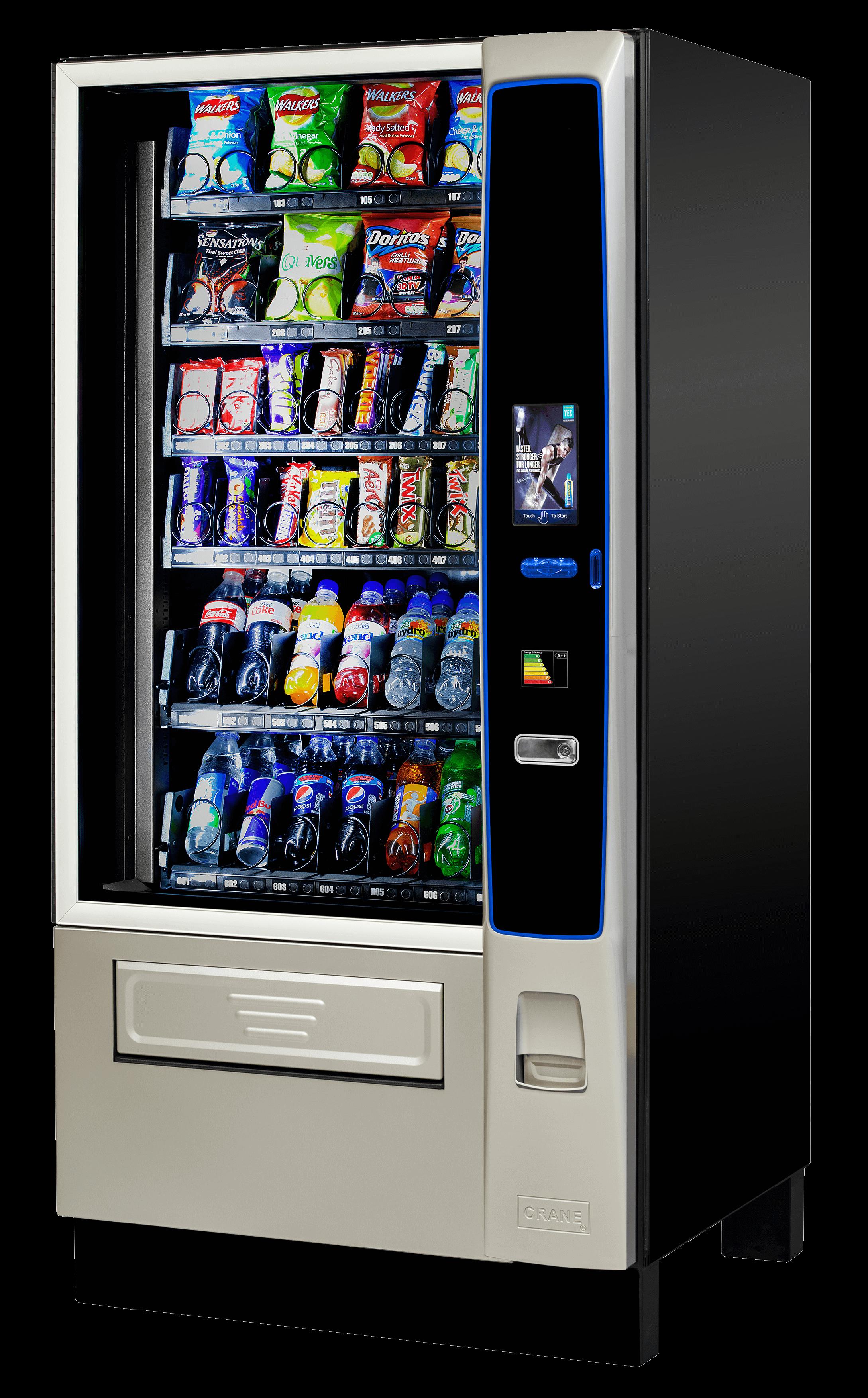 Combi automaat kopen of huren