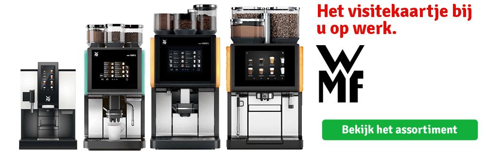 WMF koffiemachine kopen doe je bij Langerak de Jong