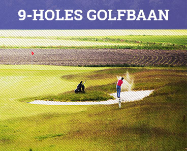 9-holes golfbaan in brabant