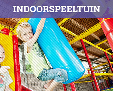 Indoorspeeltuin in Brabant