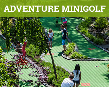 adventure minigolf in brabant