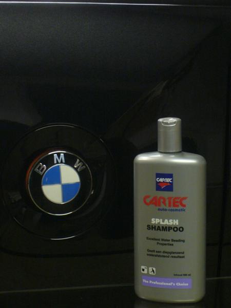 Cartec Splas Shampoo